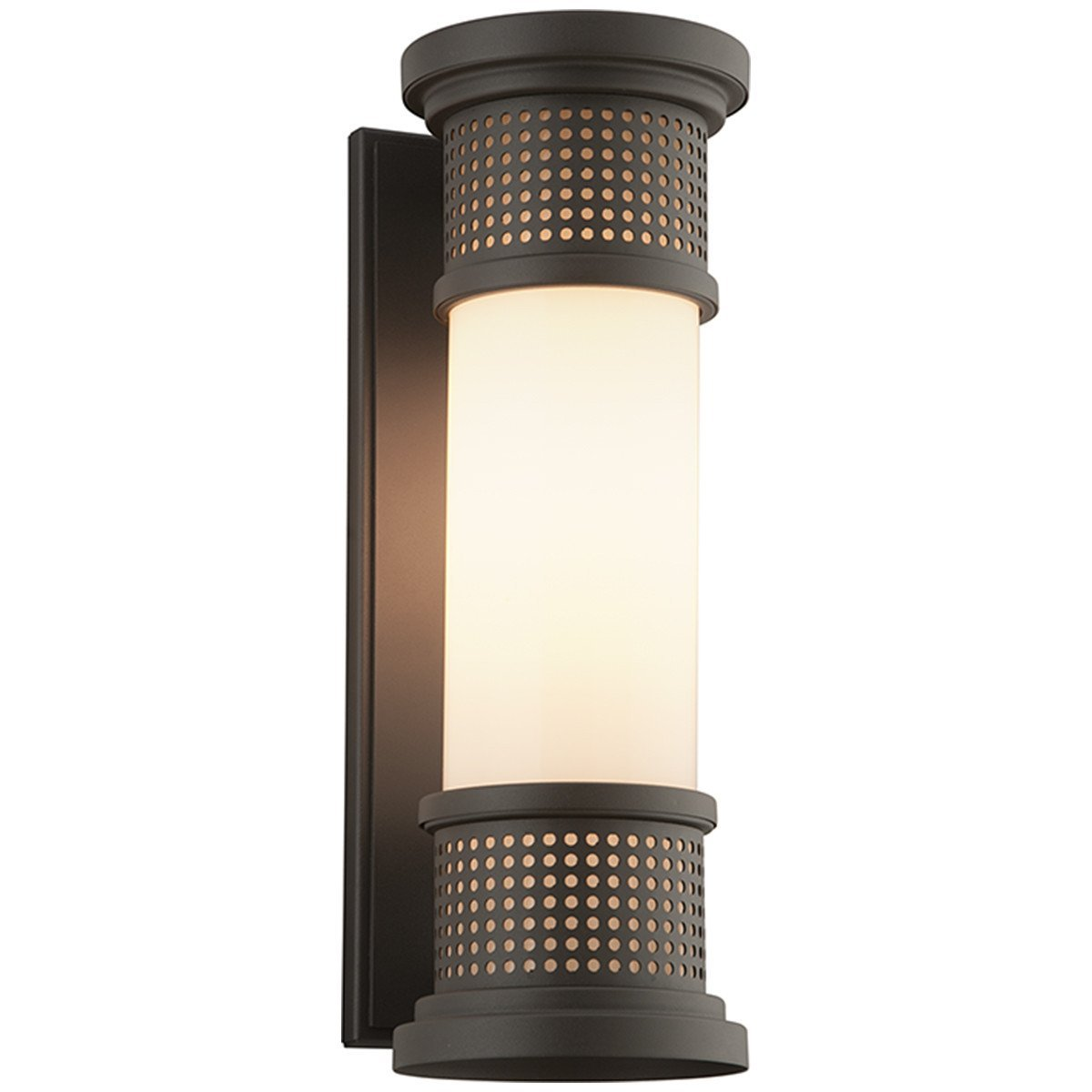 Troy lighting mcqueen light led outdoor wall sconce products