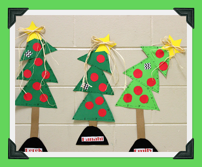 Glyph Girls Christmas Tree Glyph! Data Collection and Graphing included. - Glyph Girls Christmas Tree Glyph! Data Collection And Graphing