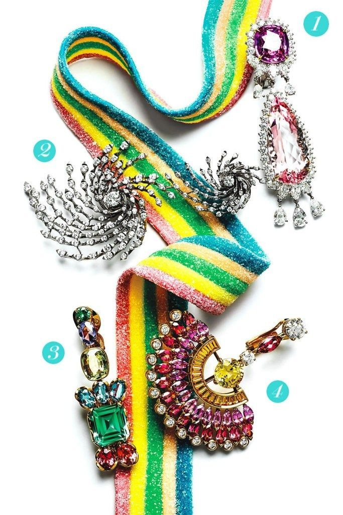 Photo of EDITORIAL: 'Fine Jewelry Candy Crushes' – The Hollywood Reporter March 2…  – J…