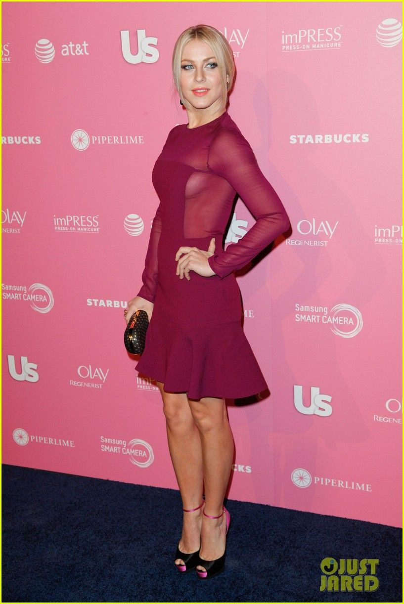 Julianne Hough: Hot Hollywood Partiers! | Jennifer Morrison ...