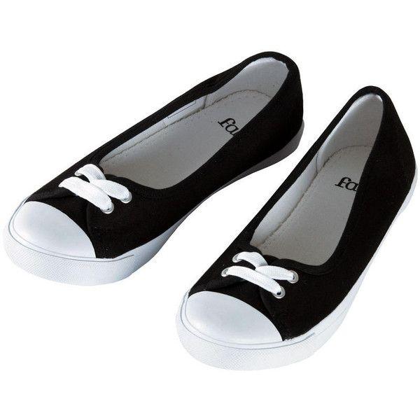 Canvas ballet shoes, Ballerina shoes