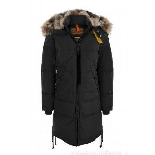 parajumpers long bear black sale
