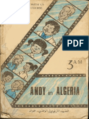 Andy In Algeria Manuel Scolaire Livre Scolaire Et
