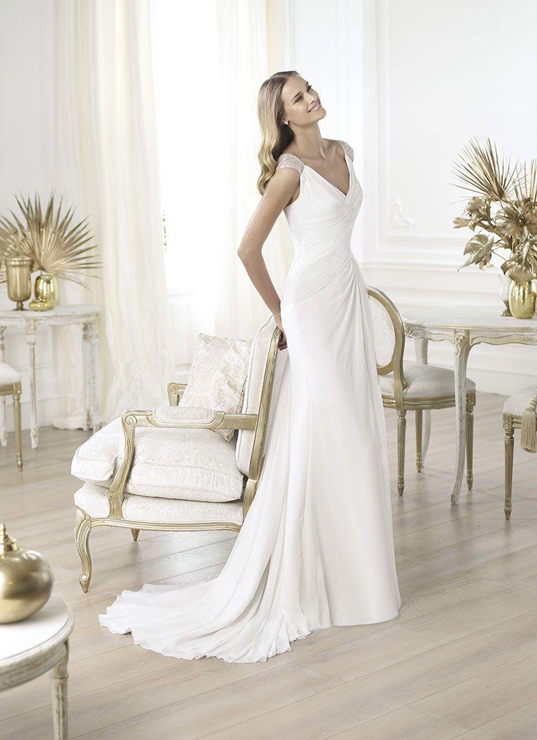 Boesckens in erkelenz führt pronovias brautkleider bridal dresses