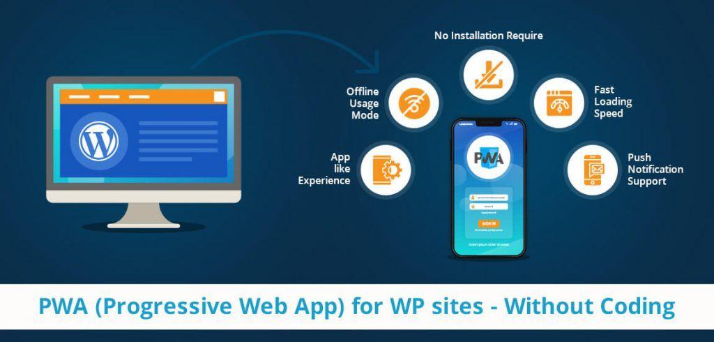 Progressive Web Applications ( PWA ) Web app