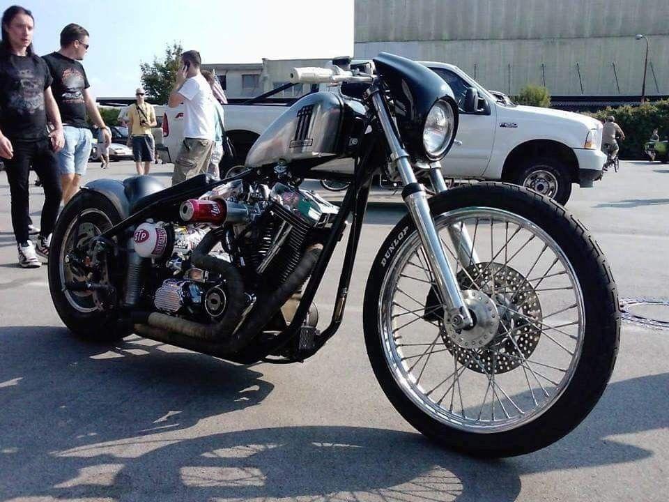 Ironhead chopper | Harley davidson bikes, Chopper