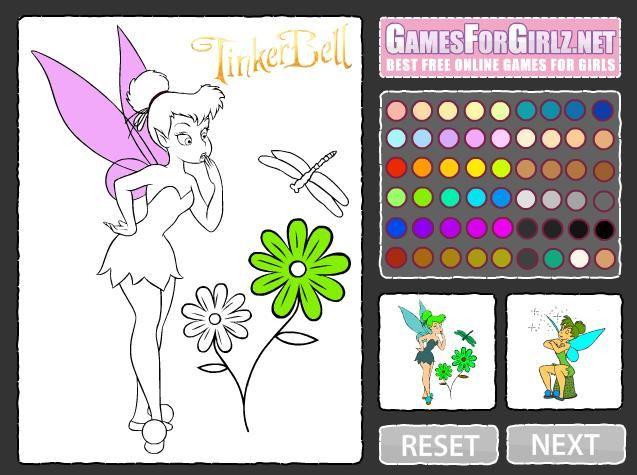 Dibujos Para Colorear Online Disney | Colorear online, Dibujos para ...