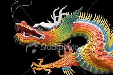 Inspiration for dragon