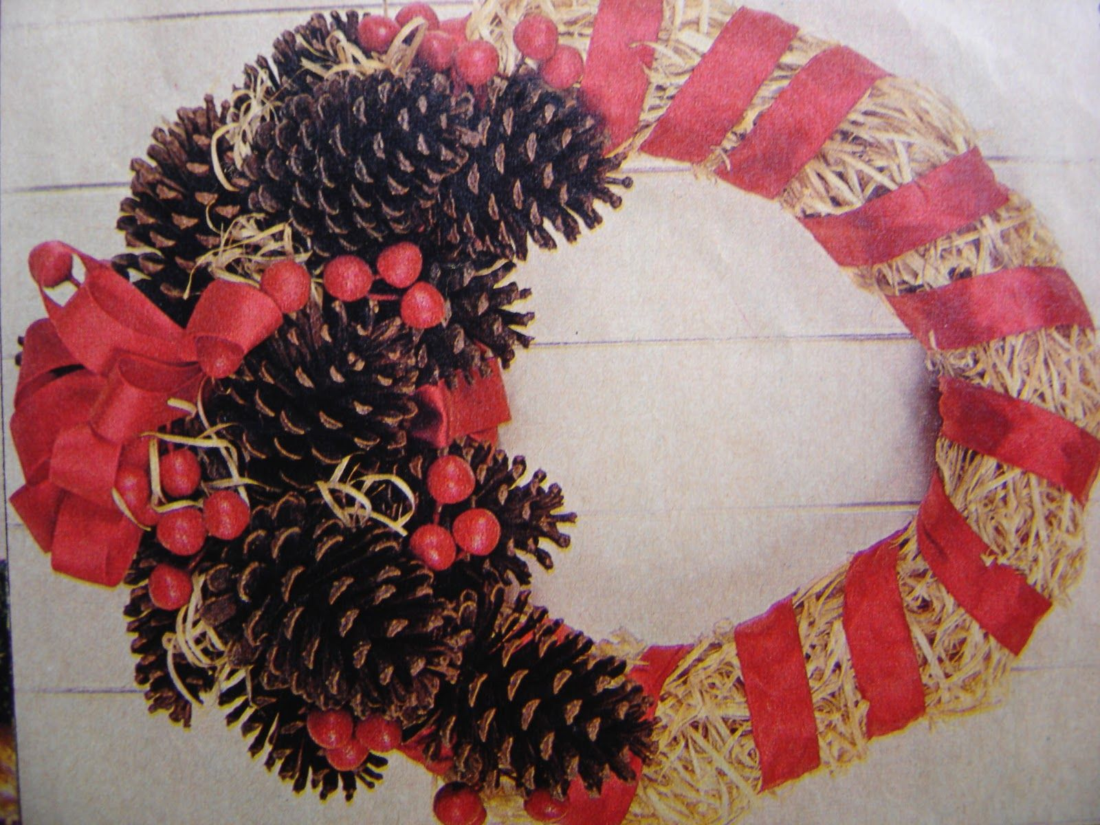 How To Decorate Christmas Wreath Outdoor