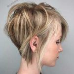 Short Hairstyle for Straight Fine Hair