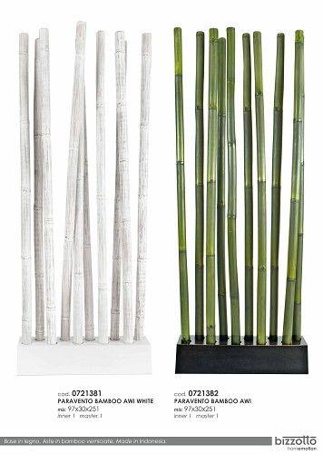 Paravento bamboo arredamento pinterest bamb separ for Paravento fai da te
