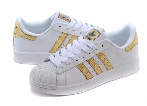 Adidas Superstar Doradas