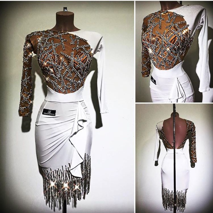 Dream latin dancesport costume dress!!! Great one by ...