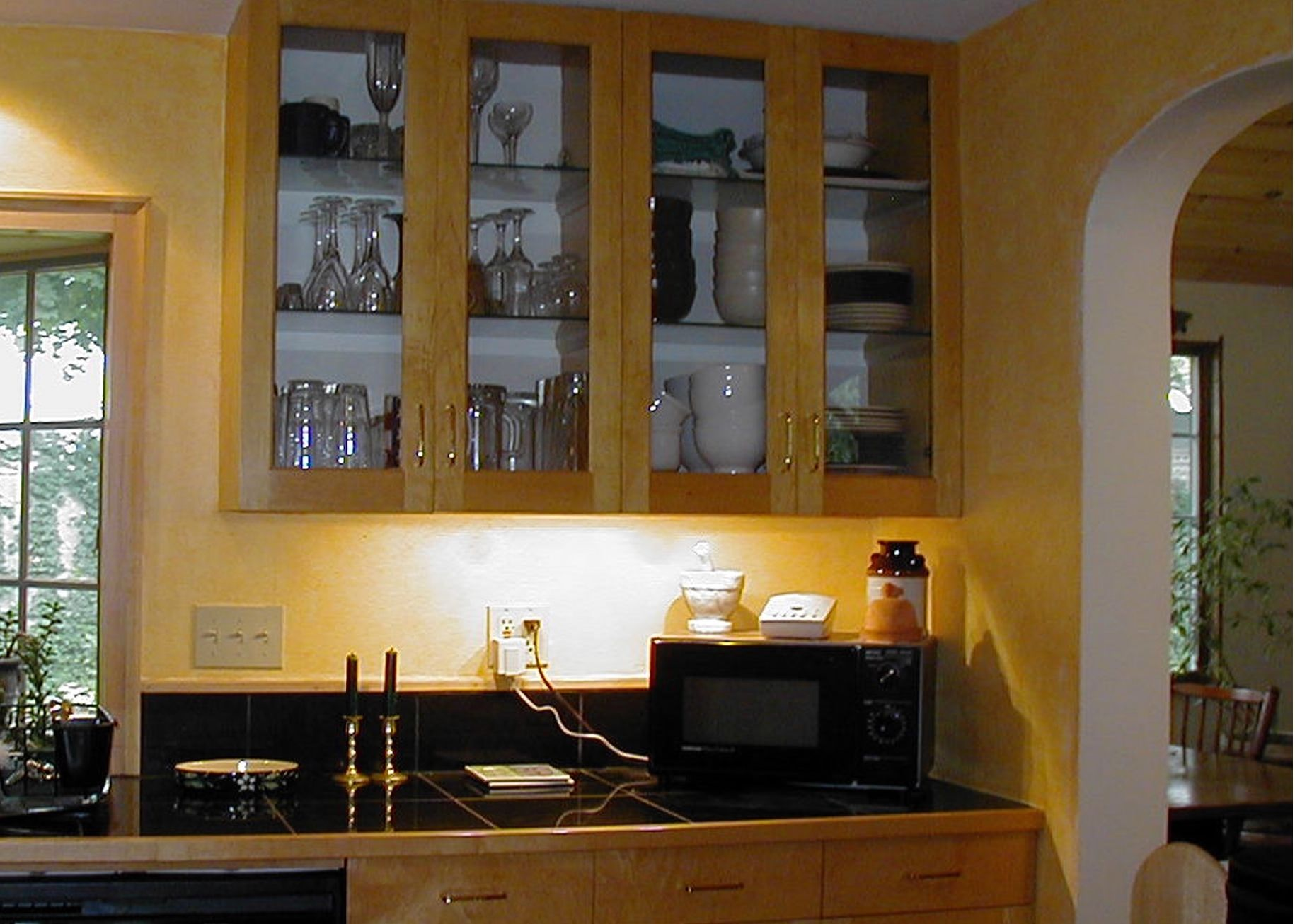 pictures cabinet cabinets beautiful lovely of inserts kitchen beveled glass for