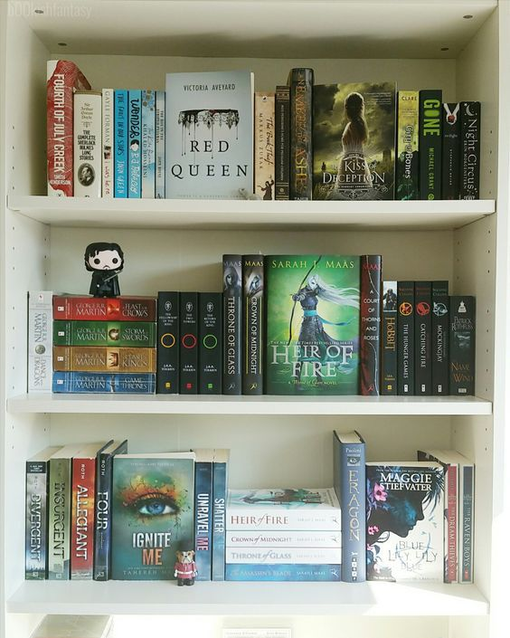 Image 2197 From Post Organizing Your Interior Decorating: 21 Gorgeous Ways To Organize Your Books Every Reader Will Love