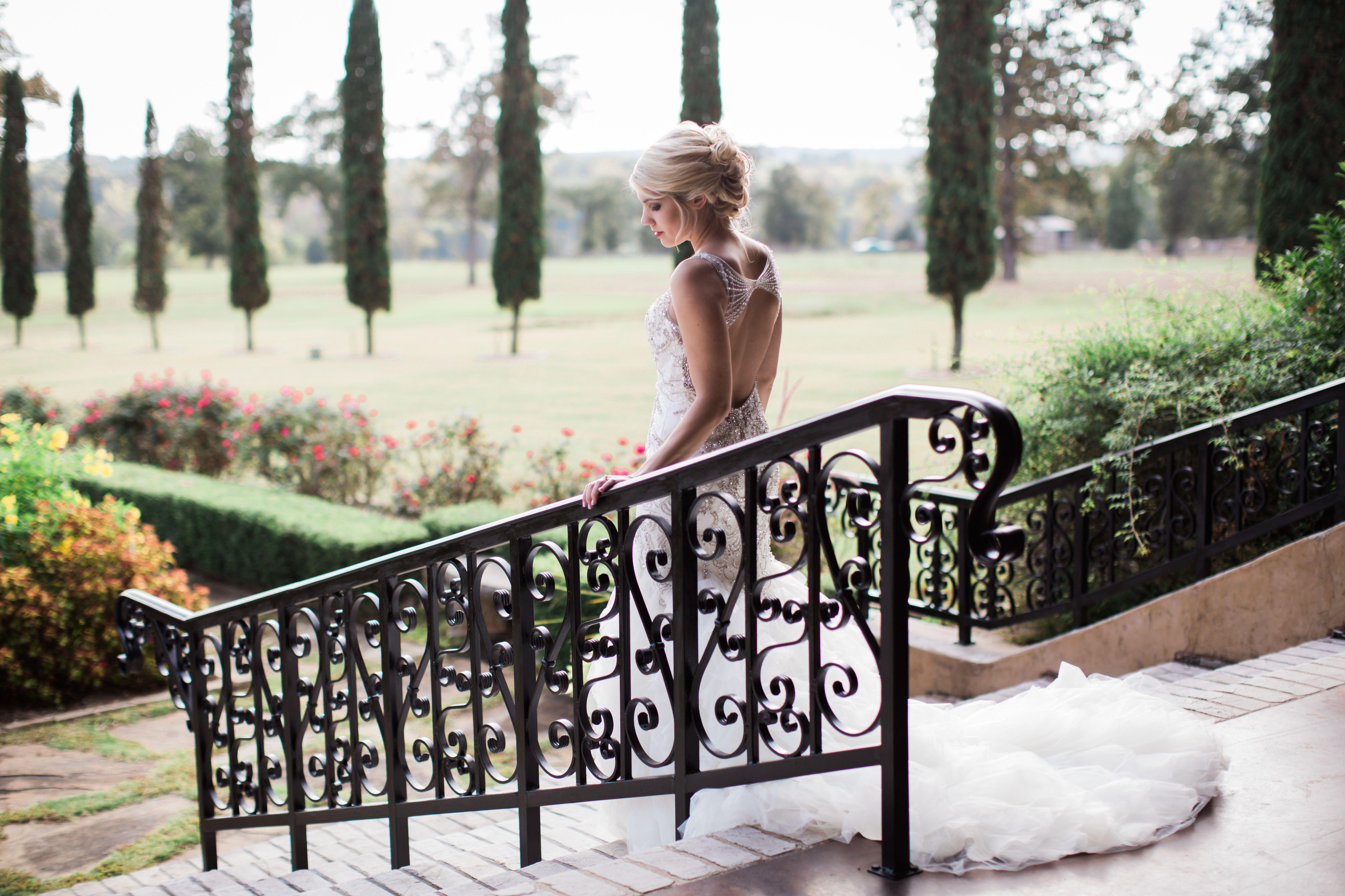 Villa Di Felicita wedding venue in Tyler, Texas. Wedding