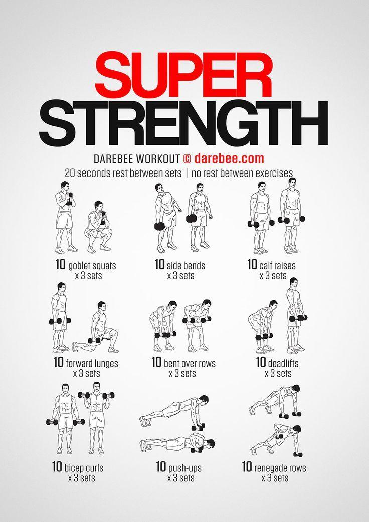 Super Strength Workout