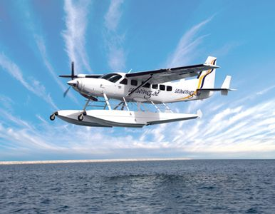 Cessna 208 Caravan Amphibian - Aircraft