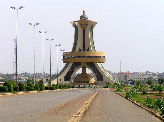 Monument Ouagadougou Burkina Travel Around The World