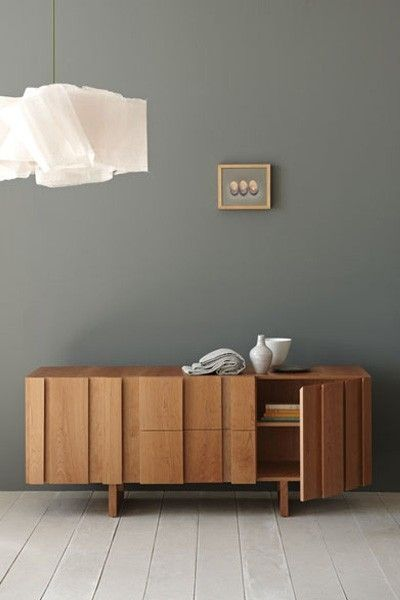 Limited Edition Sideboard Designs by Boca do Lobo Cement, Buffet