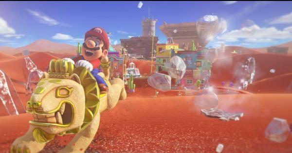 Japón ya tiene certificados de matrimonio inspirados en Super Mario Odyssey - LEVELUP
