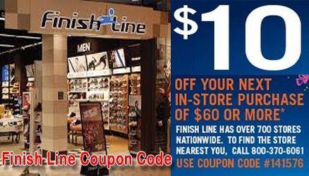 Finish Line Coupon Code Finish Line Coupons Coding