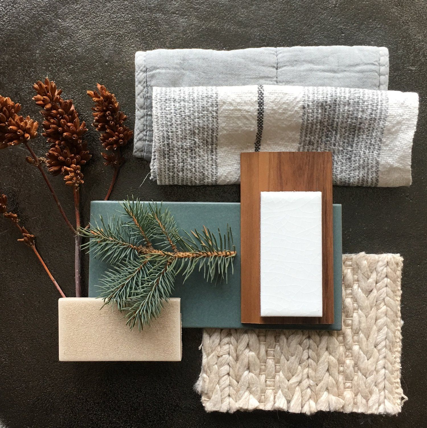 FEATURE // 'Winter Prairie' with Fireclay Tile — F