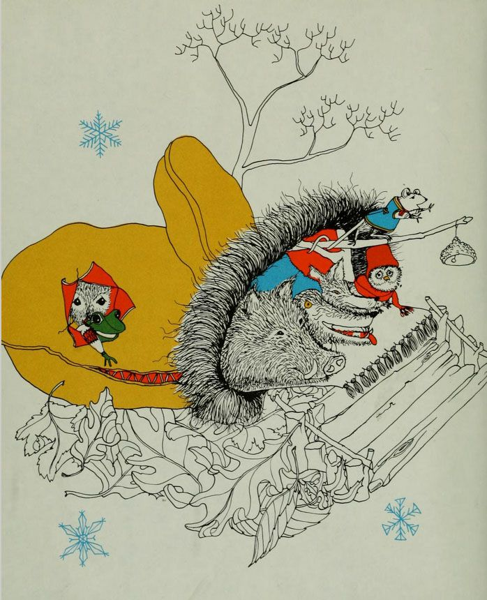 Alvin Tresselt The Mitten An Old Ukrainian Folktale