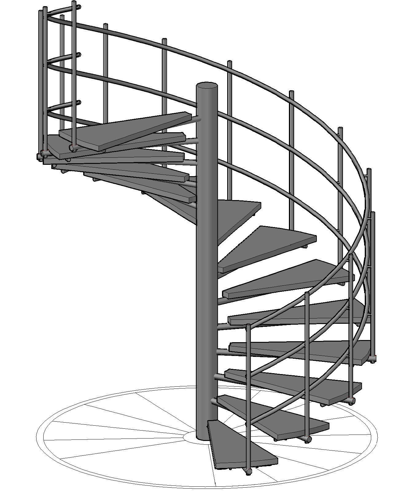 Ejercicio 8 Escalera Caracol Propio Outdoor Chairs Staircase Outdoor Furniture