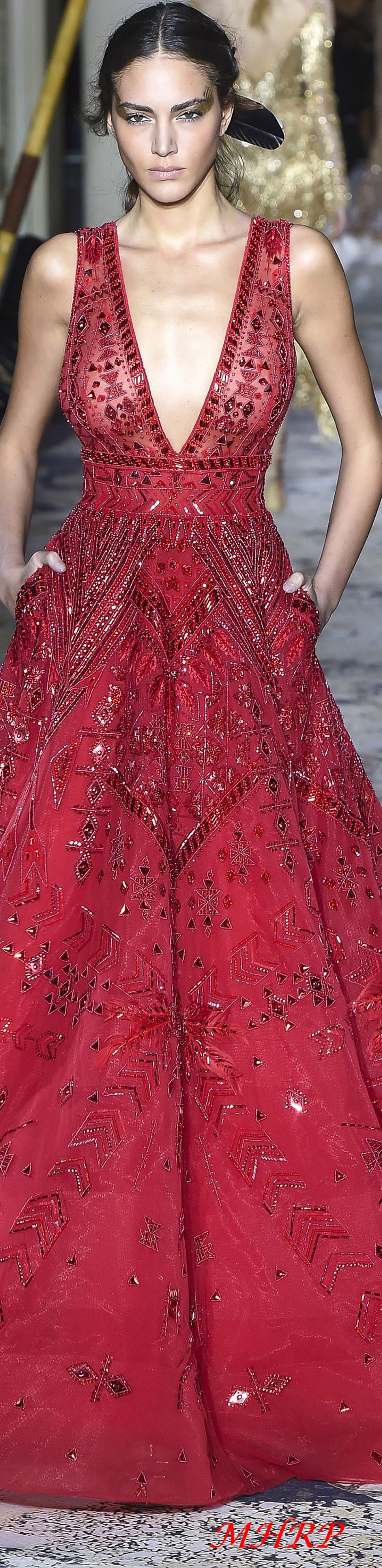 Zuhair murad spring coutureimage pinned from vogue prom