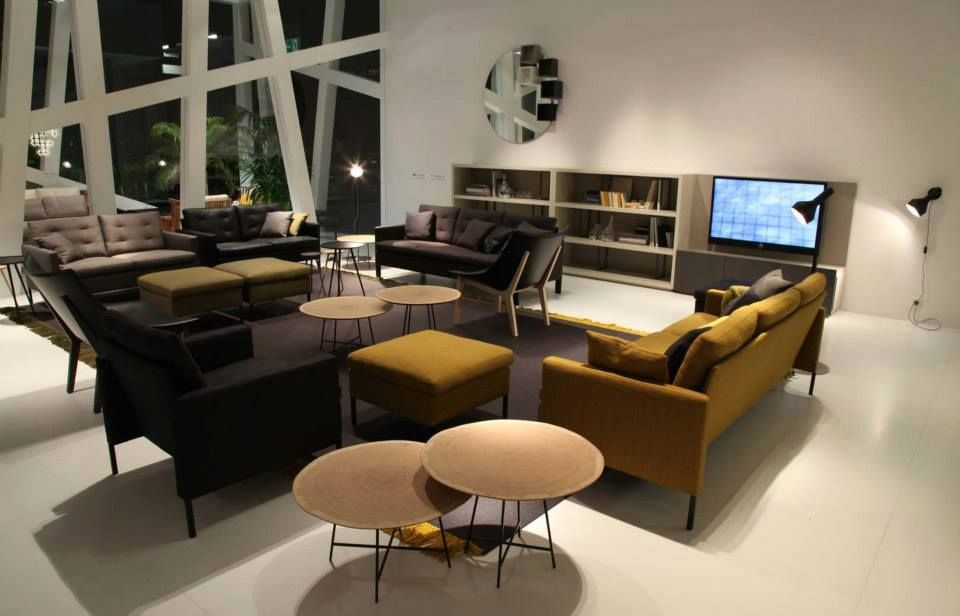 ligne roset launched their new 2015 collections in cologne january 2014 ligne roset westend. Black Bedroom Furniture Sets. Home Design Ideas