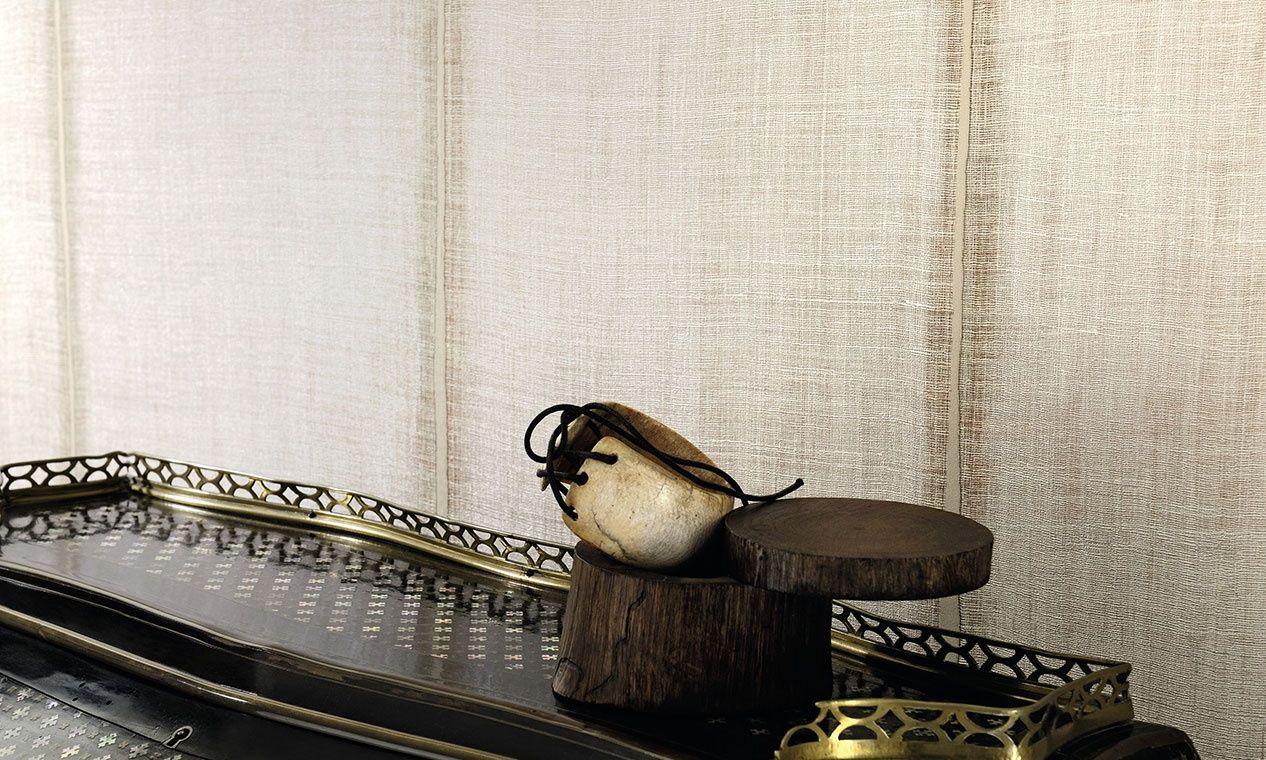 Papier Gaufré À Peindre p>silk and linen craft weave aspect on a vinyl embossed