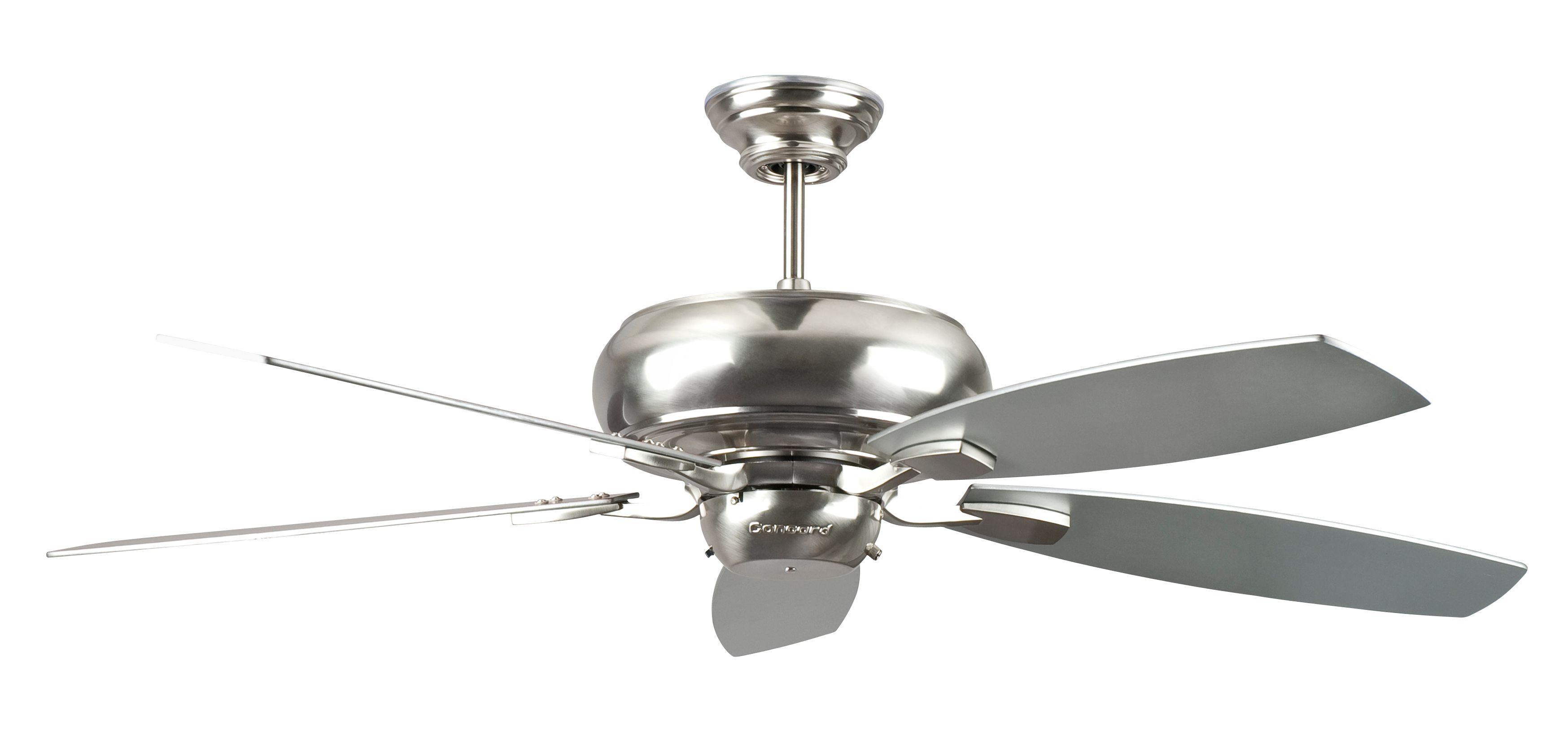 Hunter Prestige Orbit 36 Inch Ceiling Fan With Brushed