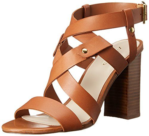 Aldo Women's Okelani Dress Sandal, Tan, 39 EU/8.5 B US Aldo http