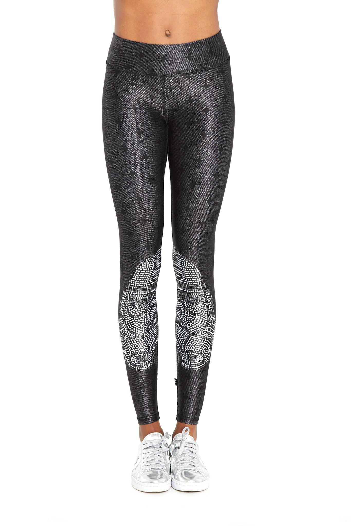 fb6945e42bcf2 Women's Terez x Star Wars Crystal Trooper Tall Band Leggings ⭐️The Kessel  Runway ⭐ Star Wars fashion ⭐ Geek Fashion ⭐ Star Wars Style ⭐ Geek ...