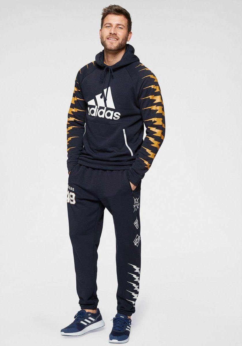 adidas Performance Kapuzensweatshirt »OSR MEN LINEAR CB