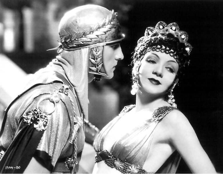 Fredric March, Claudette Colbert, The Sign of the Cross