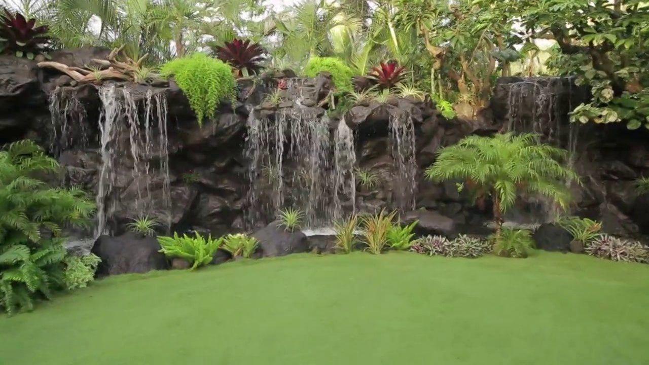 Hawaii Waterfall Wedding 768x511