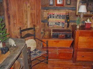 Mushroom chair  ca. 1680 .  Bamaplanter.blogspot.com