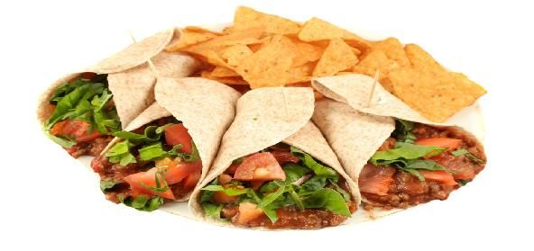 Veg mexican crunchy wraps recipe mexicans wraps and taco wraps veg mexican crunchy wraps forumfinder
