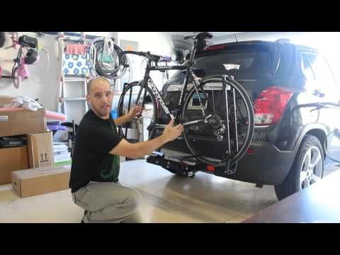 1up Usa Bike Rack Quot Quik Rack Quot Detailed Review Youtube Bike Usa Bike Rack Bike