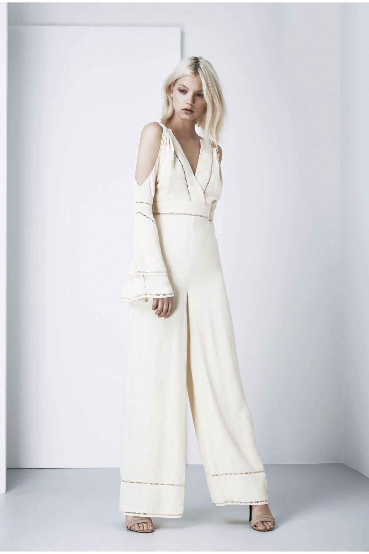 c112a95752a FINDERS KEEPERS UNRAVEL JUMPSUIT SHELL - BNKR