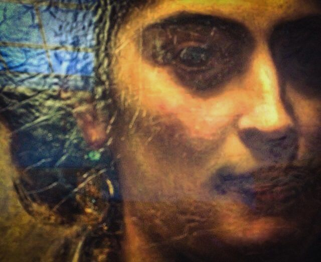 'With mirth and laughter let old wrinkles come.' ~William Shakespeare  Detail Portrait of Eva Callimachi-Catargi ~Henri Fantin-Latour @krollermullermuseum  #art #artdetail #craquele #wrinkles #aging #quote #instaquote #shakespeare #henrifantinlatour #portrait #kröllermüller #museum #closeup