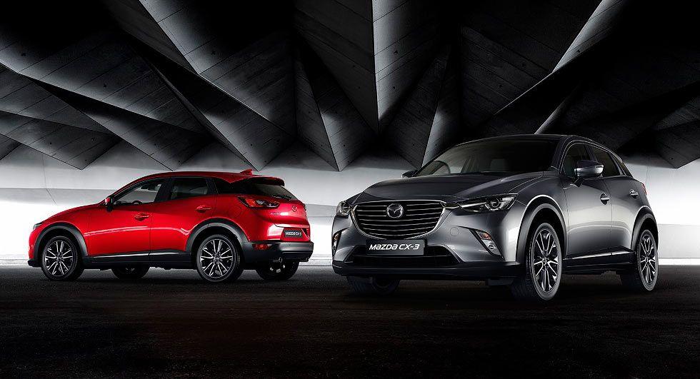 New Mazda Cx 3 Gt Sport Announced For The U K Mazda Cars Mazda Mazda Cx3