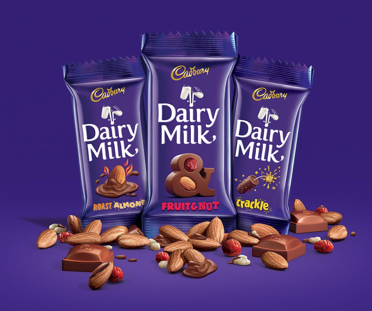 CADBURY on Behance