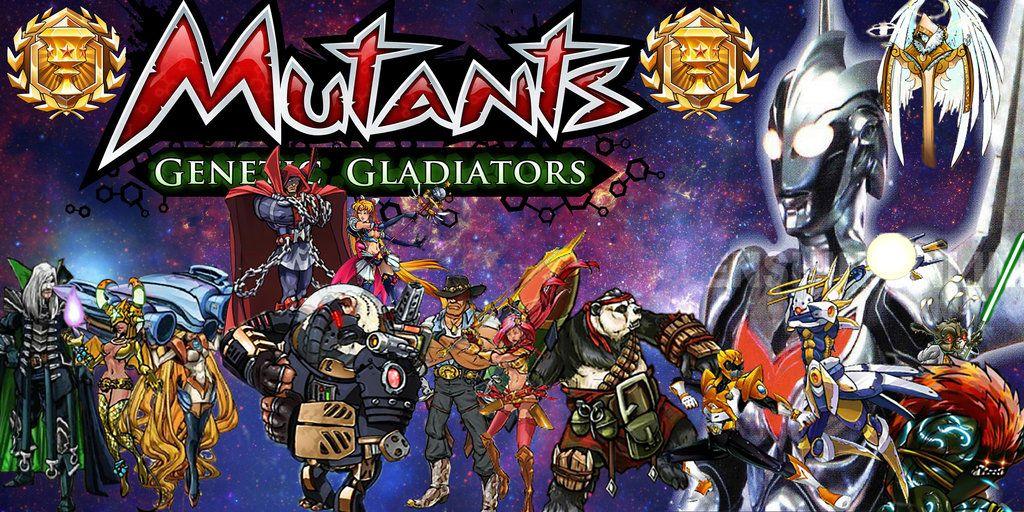 Mutants genetic gladiators desktop wallpaper by sherekahnthetiger mutants genetic gladiators desktop wallpaper by sherekahnthetiger voltagebd Gallery