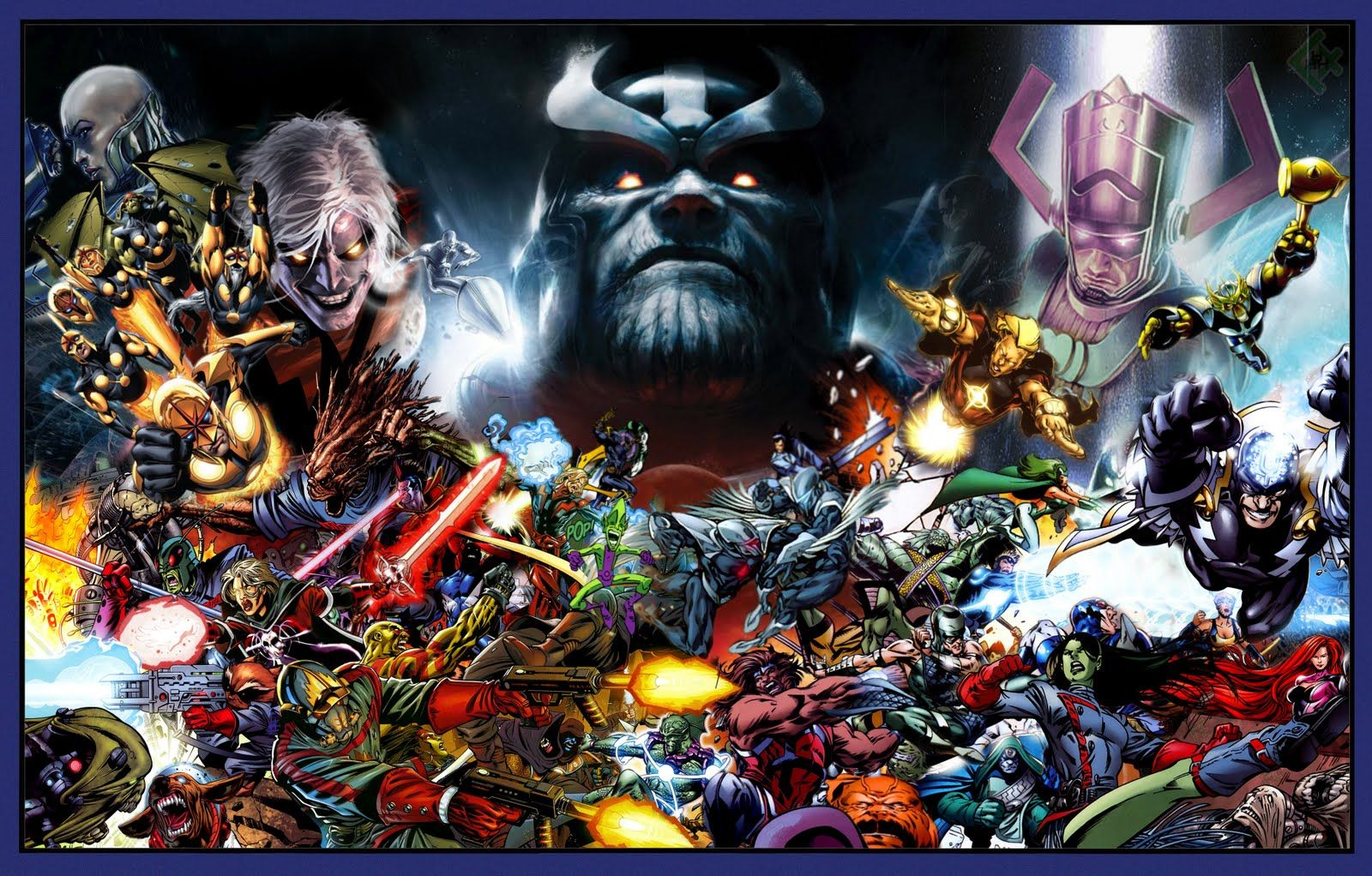 Both Of Them Are Super Villains From Marvel Universe Find More And Vote Now For Your Favorite