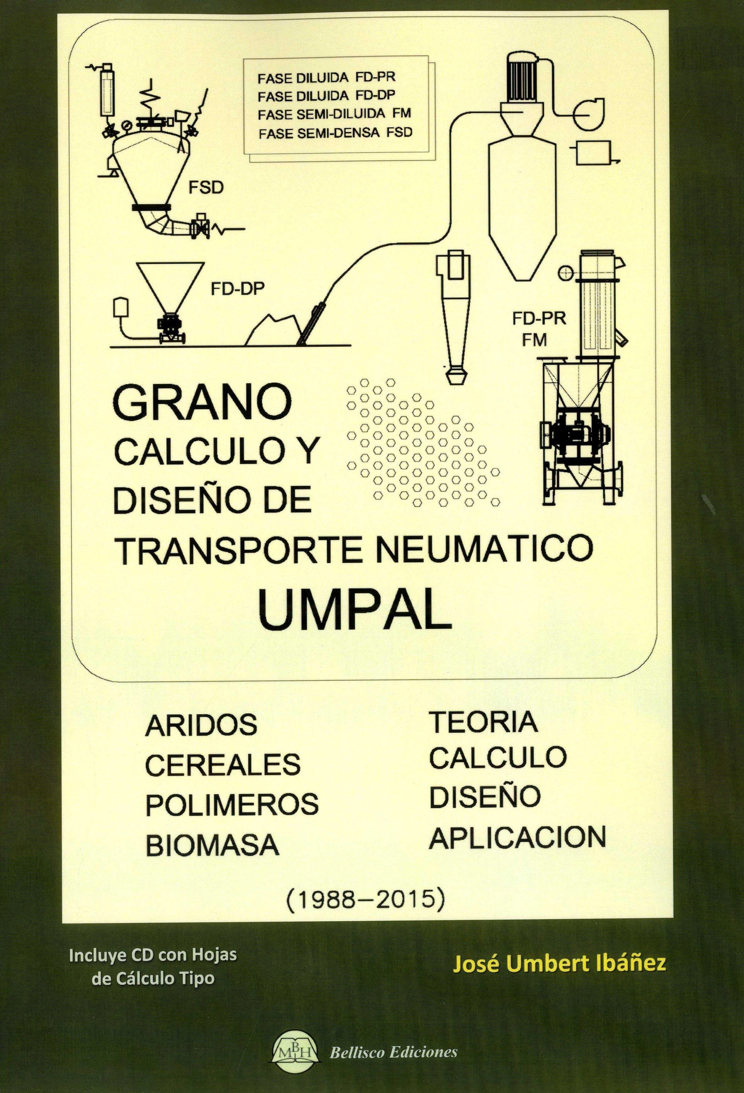 Grano Calculo Y Diseno De Transporte Neumatico Umpal Por Josep
