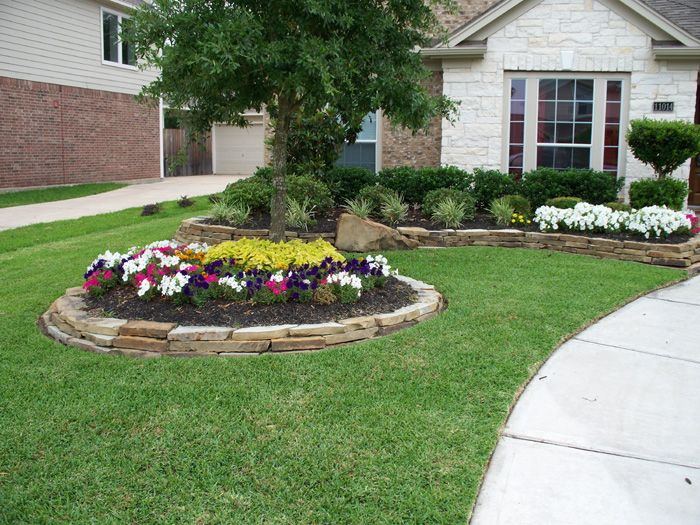 Garden Ideas Houston houston landscaping, landscaping and design services in cypress