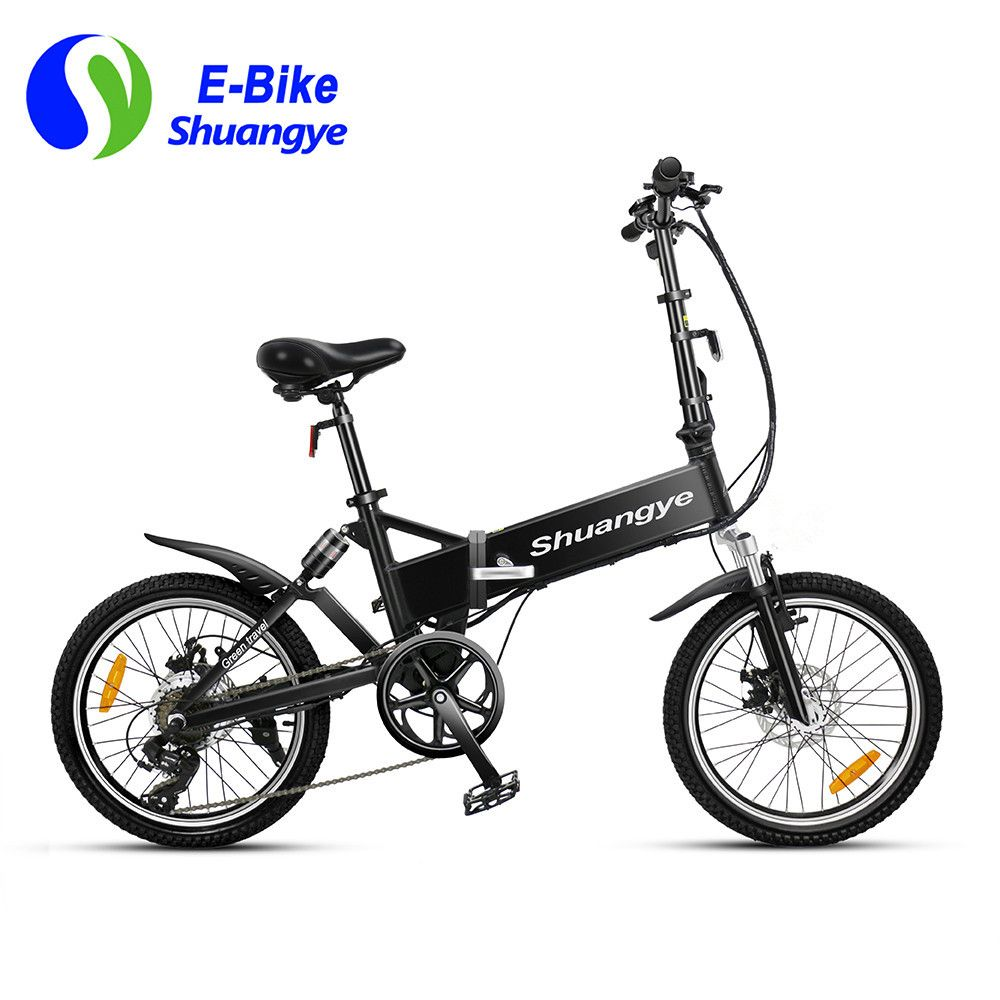 Full Suspension Fold E Bike Electric Bike Kits Electric Bicycle E Bike Kit